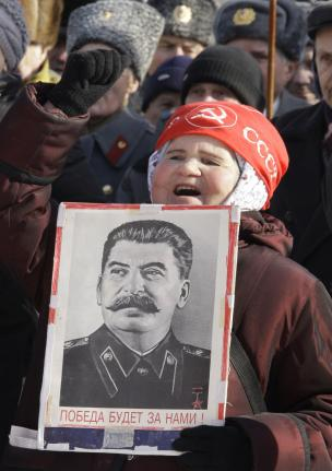 stalin ukraine